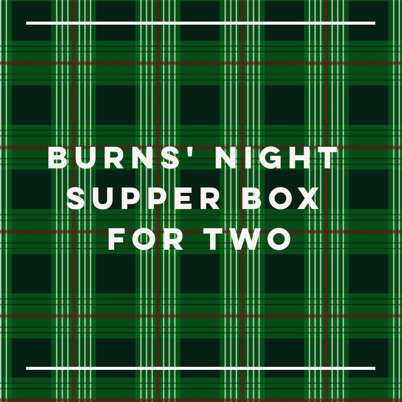 Burns' Night Supper Box - for Two