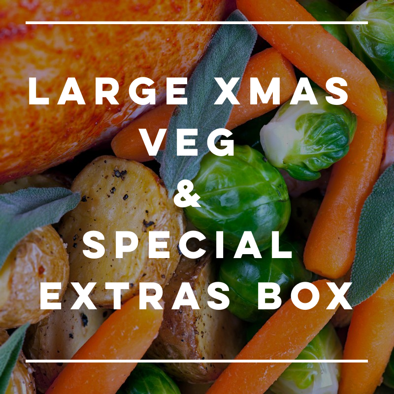 Christmas Veg & Extras Box - Large