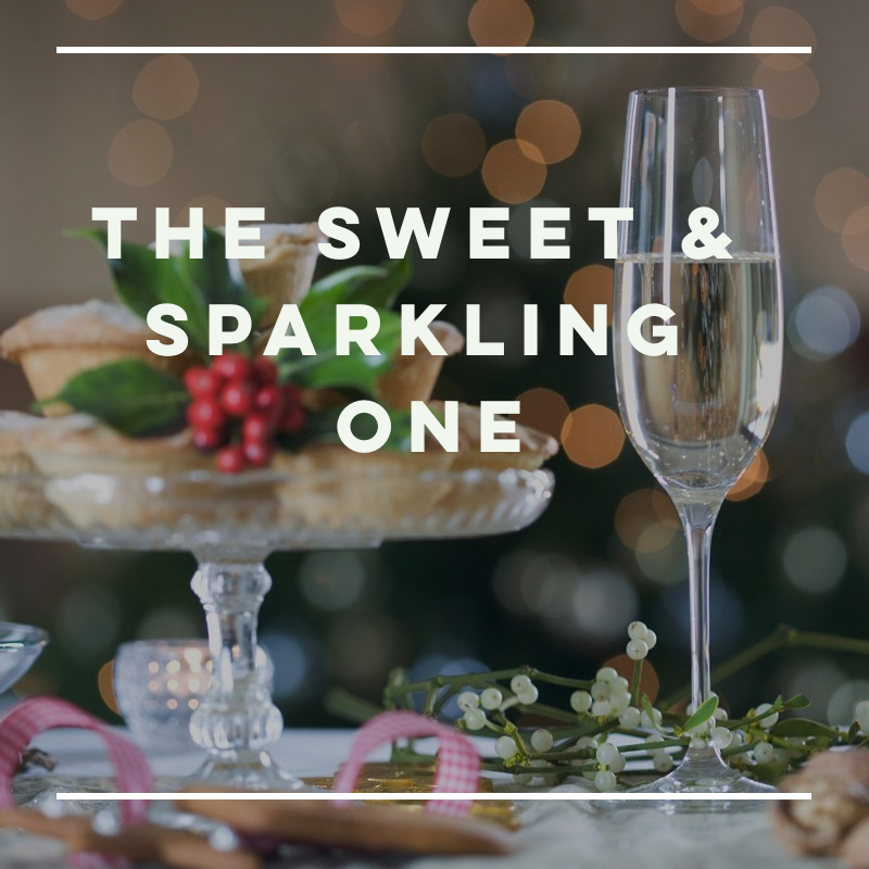 The Sweet & Sparkling One