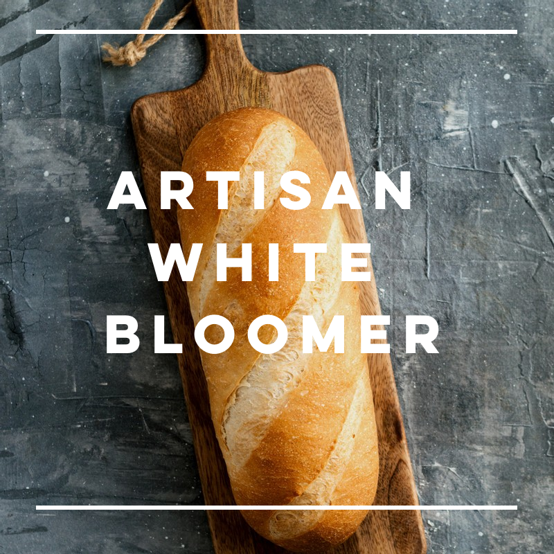 Artisan White Bloomer