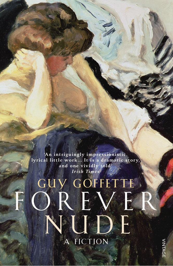 Forever Nude by Guy Goffette