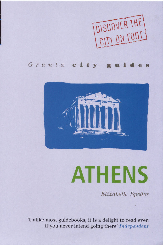 Athens (Granta City Guides)