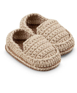 Jefferies Baby Boy Moccasin Booties