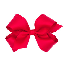 Load image into Gallery viewer, Wee Ones Matte Satin Hair Bow