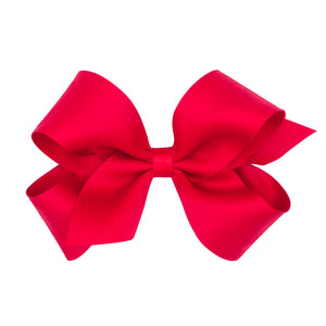 Wee Ones Matte Satin Hair Bow