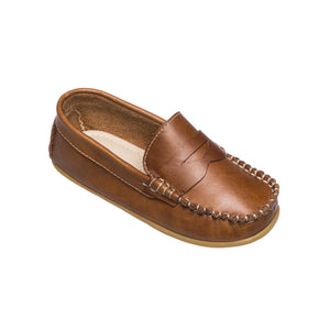 Elephantito Boy's Toddler Shoes - Alex Drivers in Natural