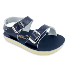 Load image into Gallery viewer, Sun San Sea Wee Sandal - Navy