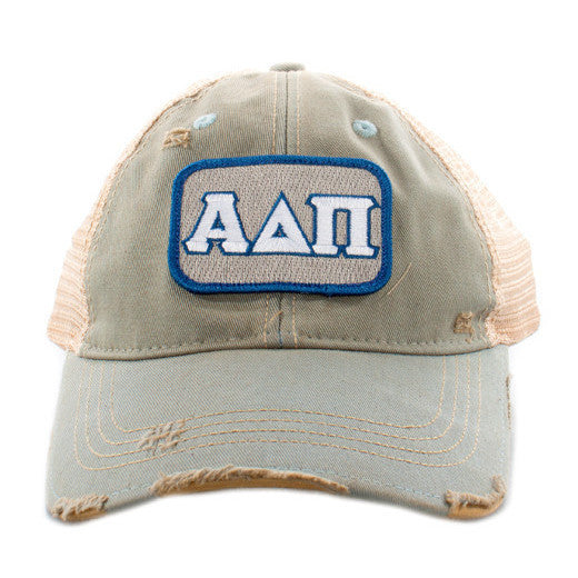 Sorority Patch Hat