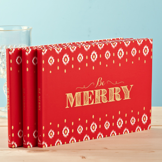 Be Merry Book
