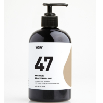47 Energize Body Wash