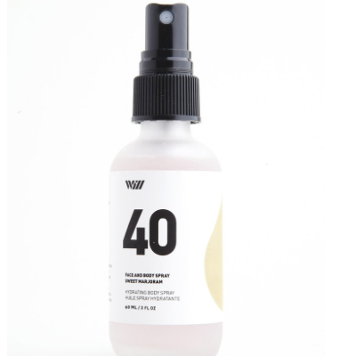 40 Face & Body Spray