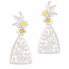 Fern Statement Earrings