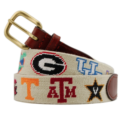 SEC Light Khaki Traditional Belt