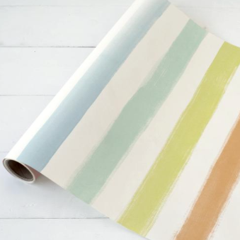 Sorbet Painted Stripe Runner