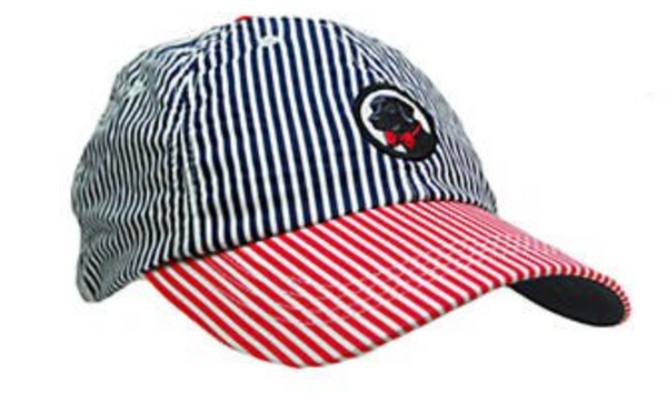 frat hat - stars & stripes