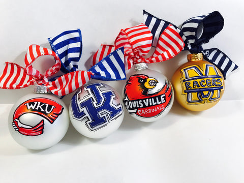 Collegiate ornament
