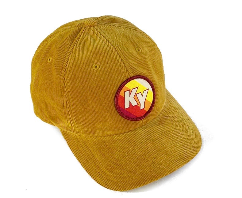 KY Corduroy Dad Hat