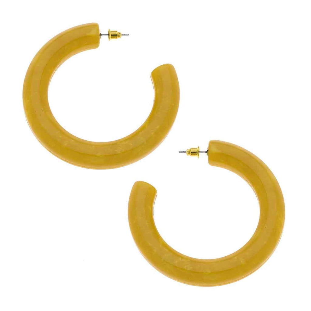Cadence Hoop Earrings