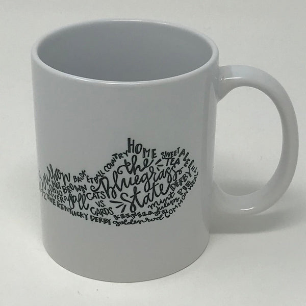 Bluegrass State Coffee Mug