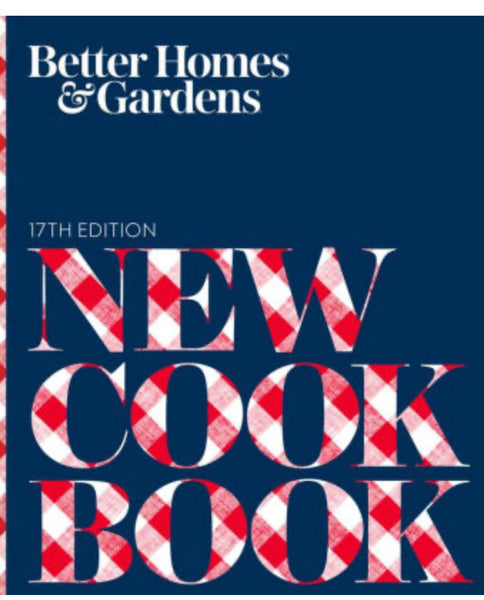 BHG New Cook Book