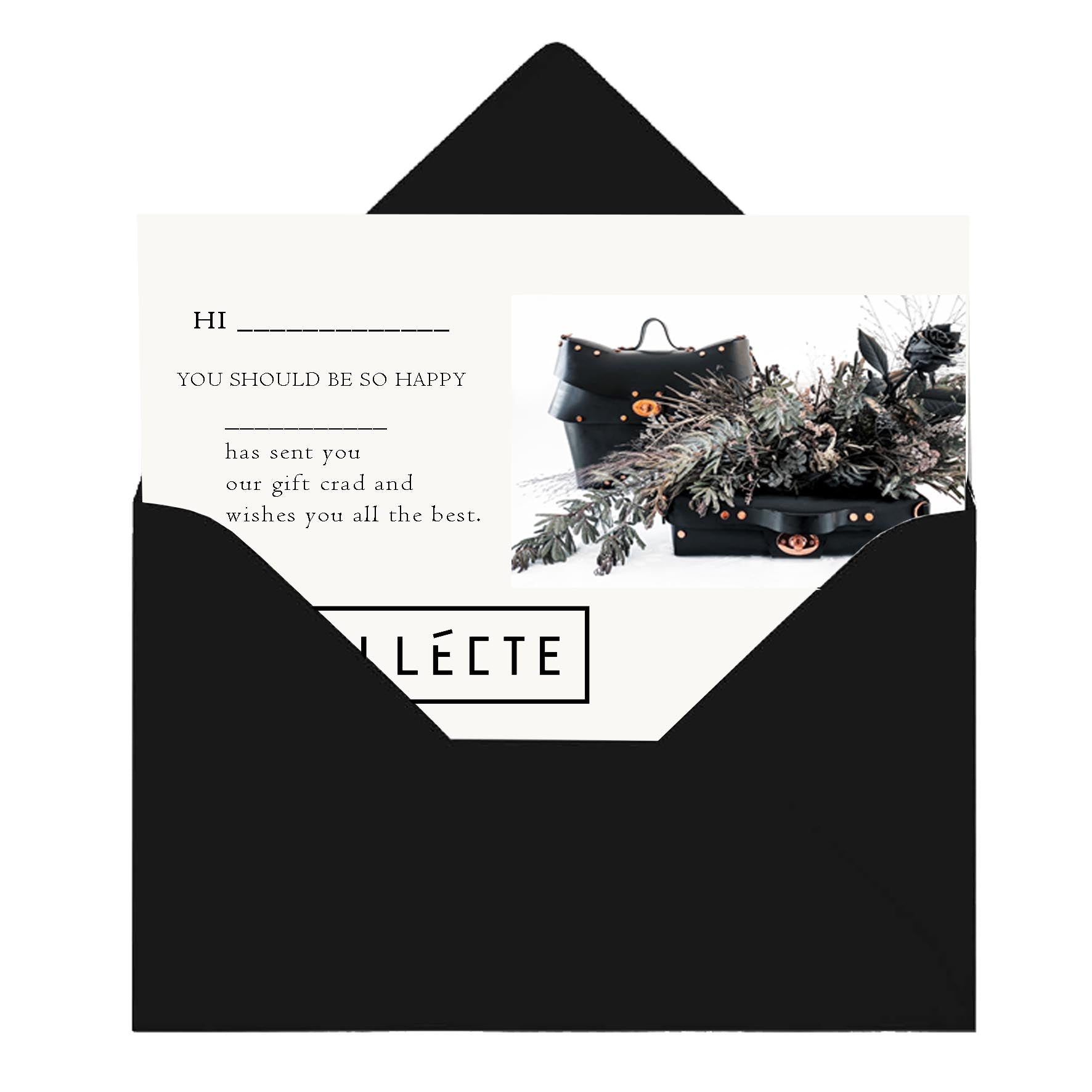 Collécte gift card - Collecte.studio