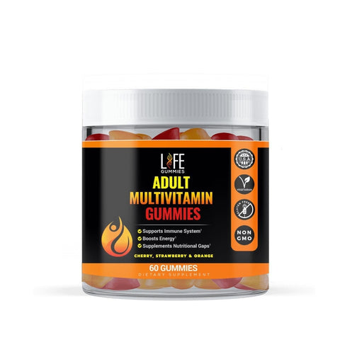 Adult Multivitamin Life Gummies-The Fitness Reserve