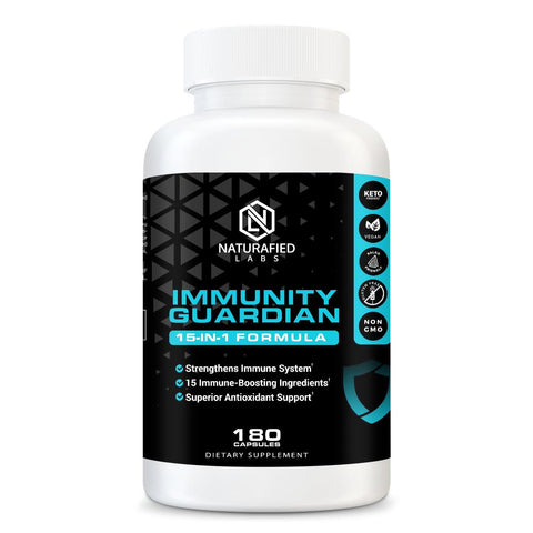 Immunity Guardian 15-in-1 Formula-The Fitness Reserve