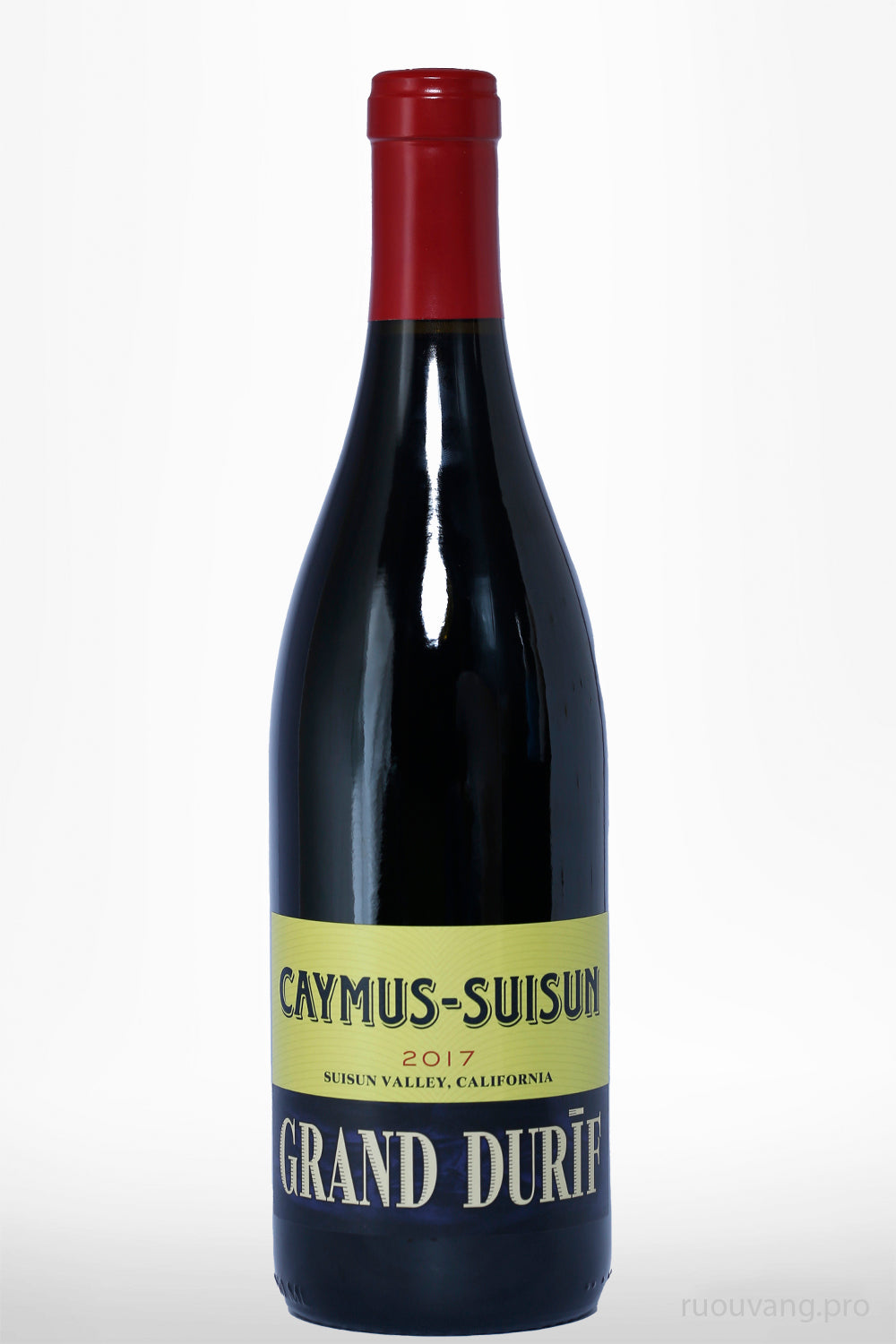 Caymus-Suisun Grand Durif - Suisun Valley 2017