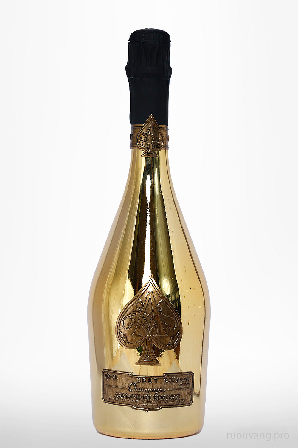 Champagne Armand de Brignac Ace of Spades Gold Brut (bag)