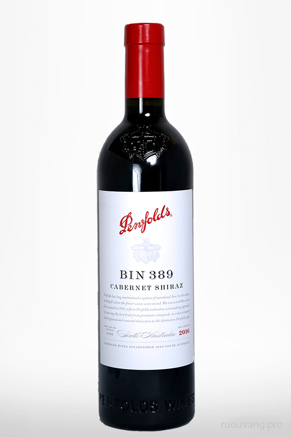 Penfolds Bin 389 Cabernet Shiraz 2016 (Box)