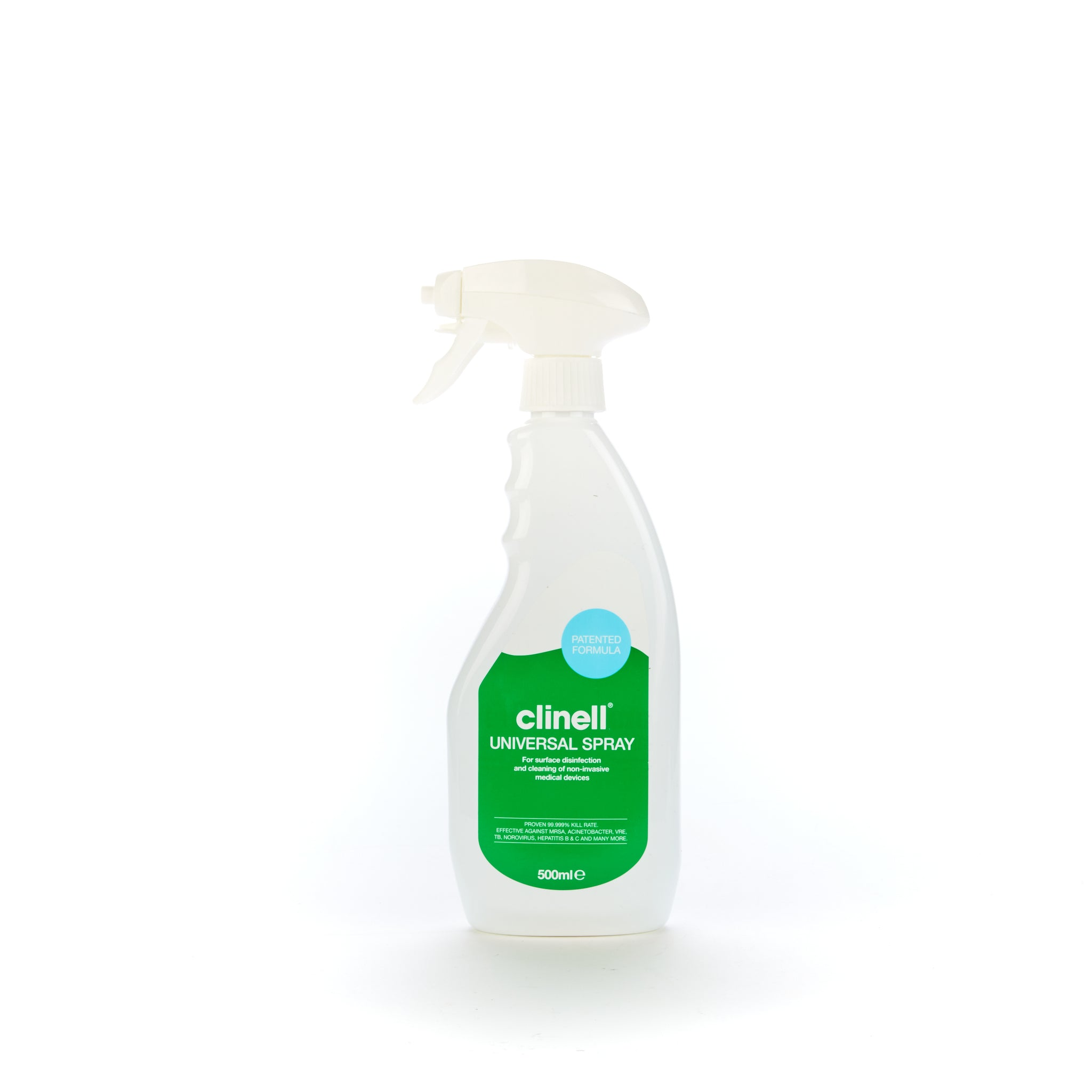 Clinell Universal Trigger Spray 500ml CDS500