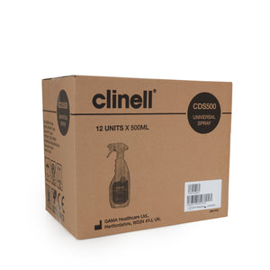 Clinell Universal Spray 500ml (CDS500) | Trigger Pump