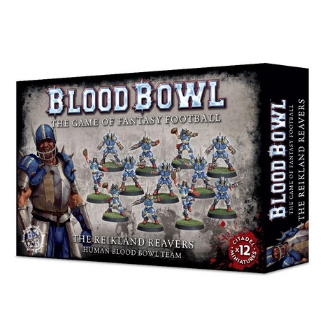 The Reikland Reavers Blood Bowl Team - MiniHobby