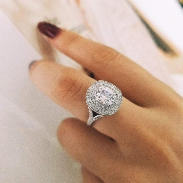 MarkOoOn Eleonora Ring (925 Sterling Silver) - RIN0095ACC