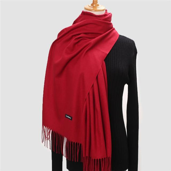 Markooon Style 4 Amayrah Winter Scarf, Collection 4
