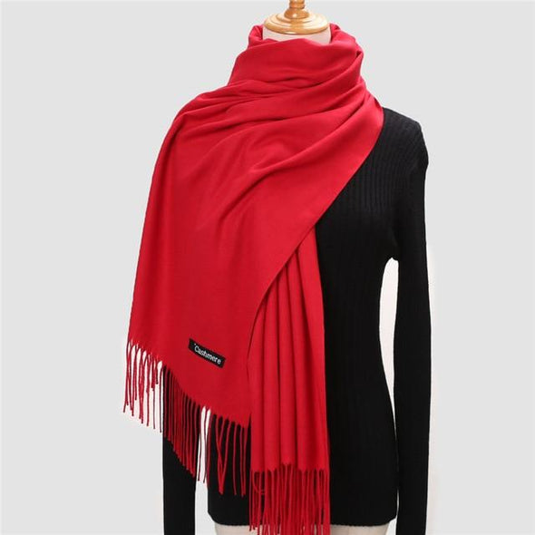 Markooon Style 6 Amayrah Winter Scarf, Collection 4