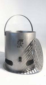 Drum Smoker Coal Basket Midi