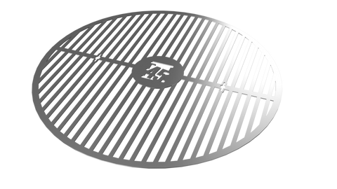 Carbon Steel Grill Plate for Upright 45 Gallon Drum BBQ
