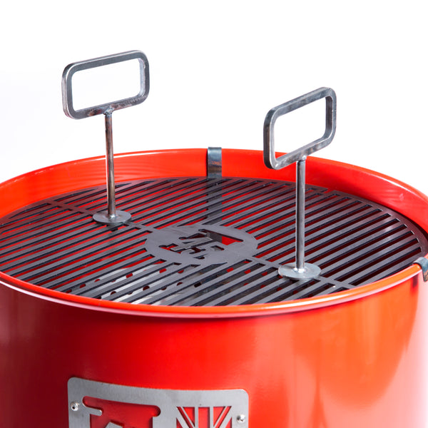 The Big Red 45 Gallon BBQ