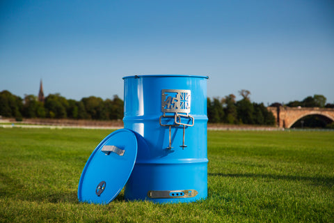 The Bubba 45 Gallon Drum BBQ