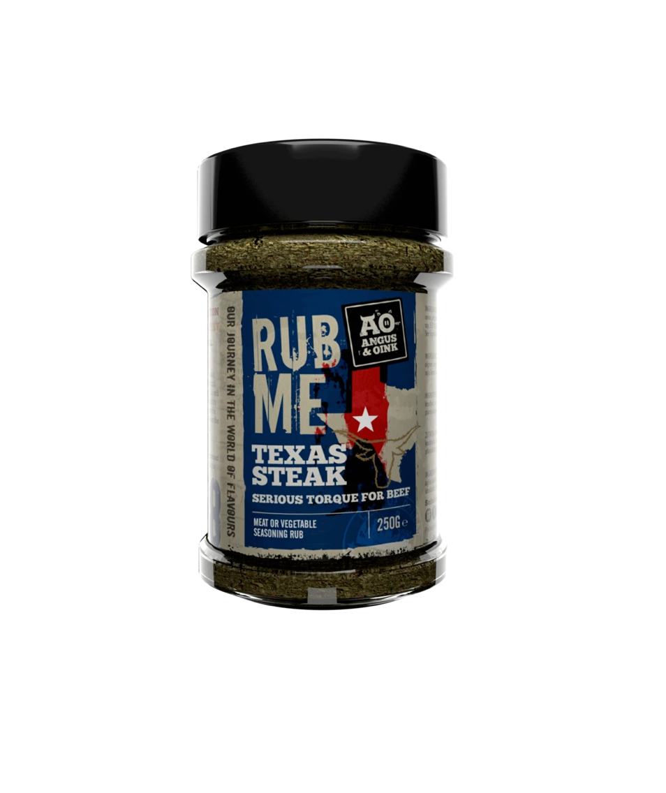 Angus & Oink Texas Ultimate Steak Rub