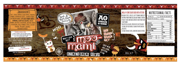 Angus & Oink Moo Mami Grilling Powder