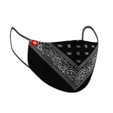 Load image into Gallery viewer, Bandana (BLACK)