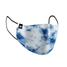 Load image into Gallery viewer, Blue & White Tie Dye