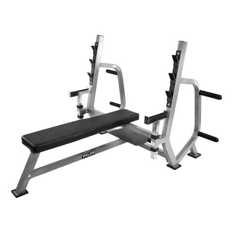 Valor Fitness BF-49 | Olympic Bench Press Station - Valor Fitness