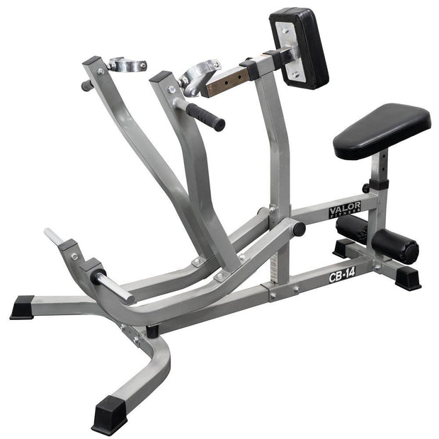 Valor Fitness CB-14 | Plate Loaded Seated Row Machine - Valor Fitness