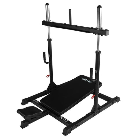 Valor Fitness CC-10 | Home Gym Vertical Leg Press Machine - Valor Fitness