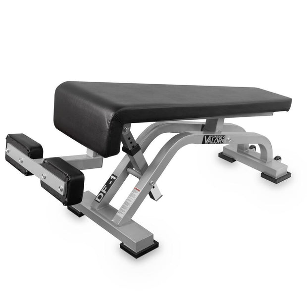 Decline and Flat Bench -Valor Fitness DF-1