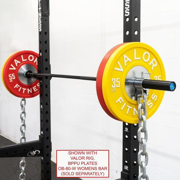 Valor Fitness LC-53 | 53 lb Weightlifting Chains - Valor Fitness