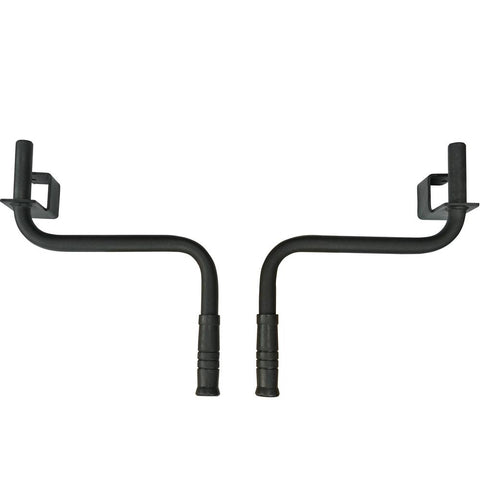 Valor Fitness MB-B | Dip Handles for BD-11 & BD-41 Power Racks - Valor Fitness